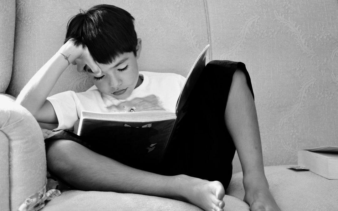 Każde dziecko czyta, czyli metoda Glenna Domana.