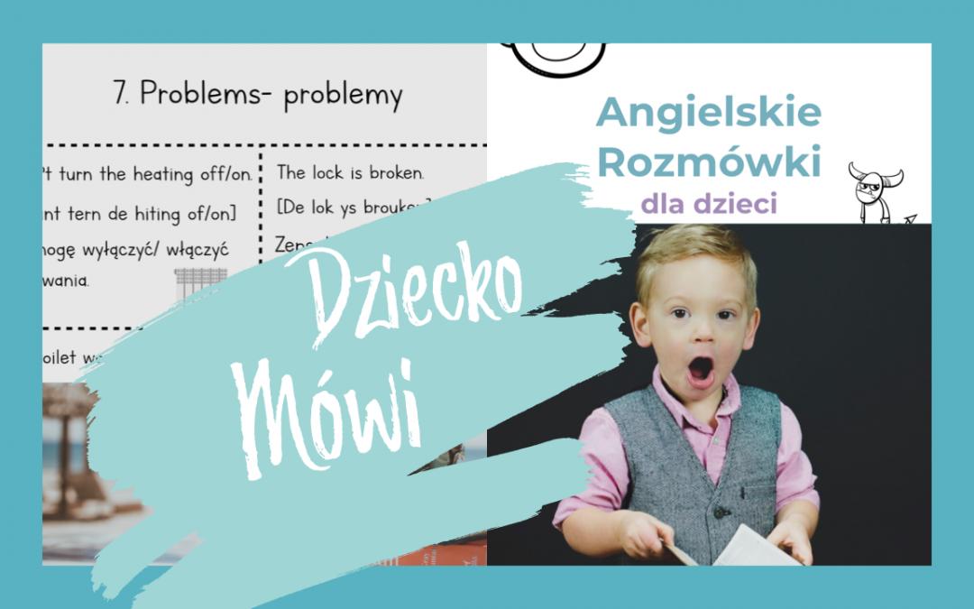 rozmówki angielskie dla dzieci