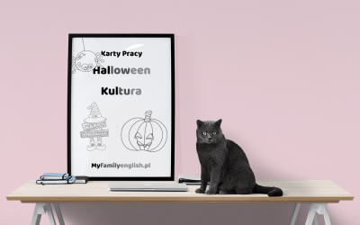 Lekcja o Halloween!