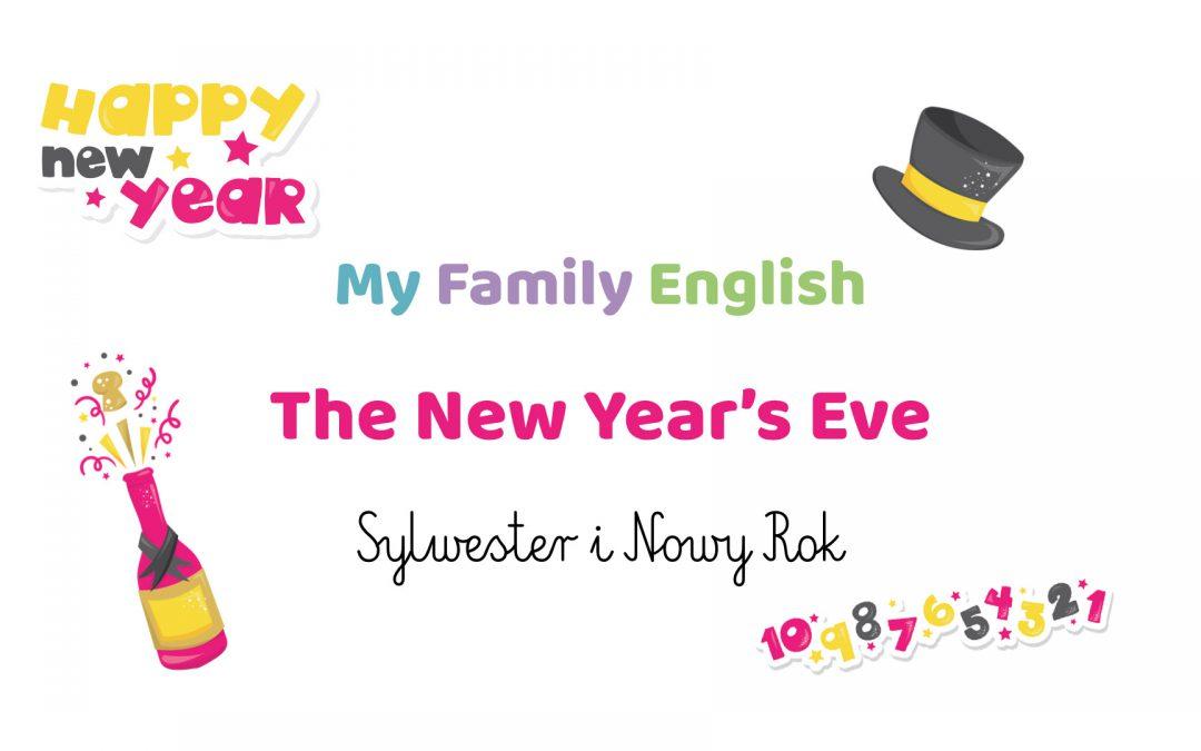 The New Year's Eve czyli lekcja angielskiego o Nowym Roku